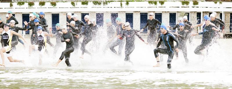 Nuoto - immagine partenza