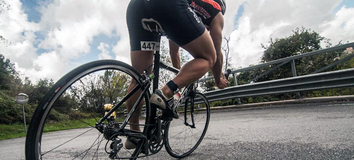 Triathlon di Lerici - Bici - slide