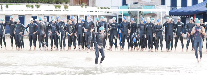 Triathlon di Lerici 2012 partenze