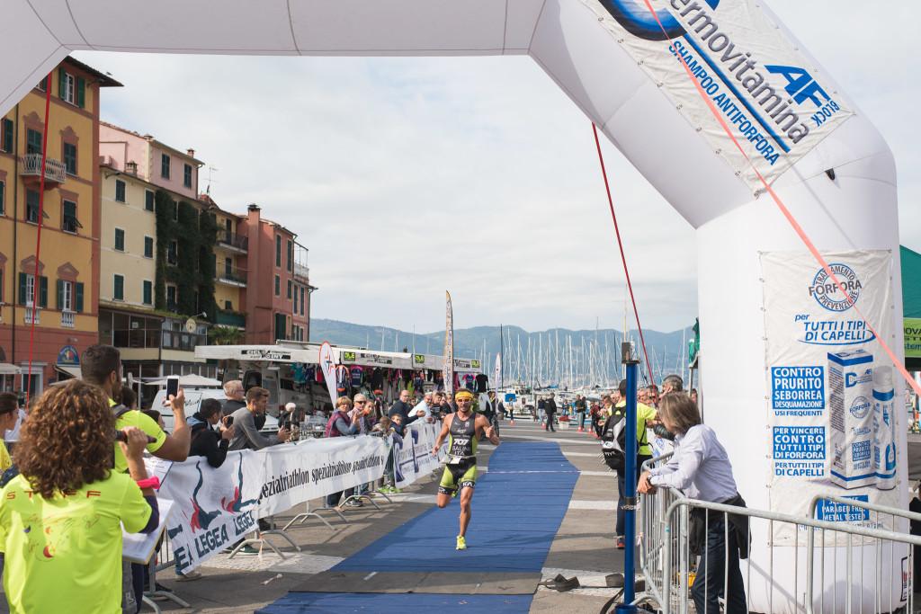 Triathlon Olimpico Lerici 2016 - Arrivo Uomini