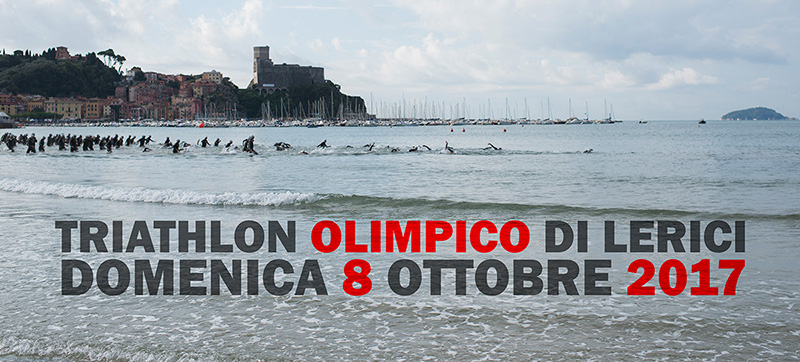 Triathlon Olimpico di Lerici 2017